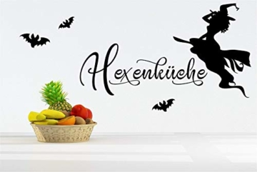 "Wandtattoo Küche ""HEXENKÜCHE – 01"""
