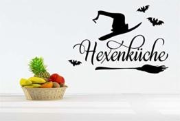"Wandtattoo Küche ""Hexenküche 04"""